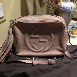 Authentic Gucci Soho Disco mini bag